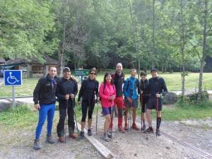 Muy buena gente por el valle de Ordesa-Monte Perdido