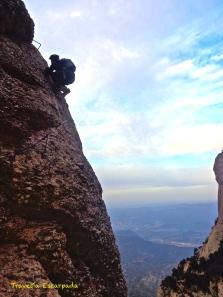 Vía Ferrata Teresina - Montserrat