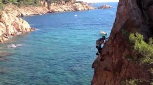 Vía Ferrata de Cala del Molí (2)